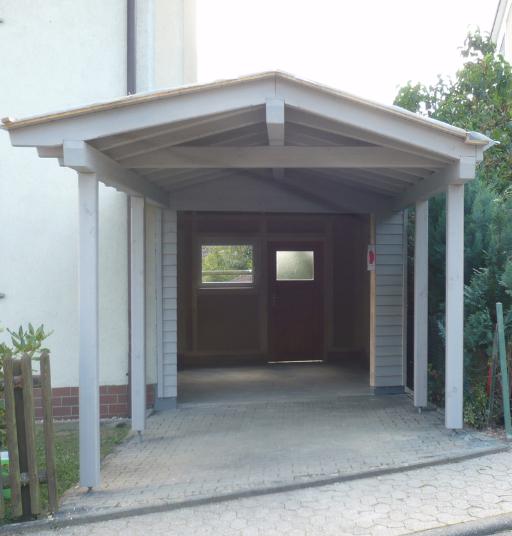 Zimmerei Carport: Holzbau-Zimmerei Paul